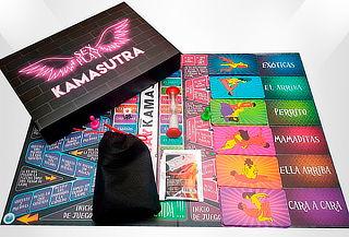 Juego de Mesa Sex Play Kamasutra