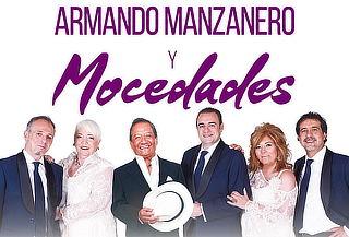 Mocedades y Manzanero en Bogotá