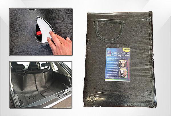 Cobertor- Protector Premium de Mascotas para Auto