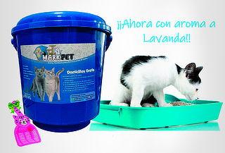 20 o 25 Kilos de Arena para Gato Domicilio Incluido + Palita