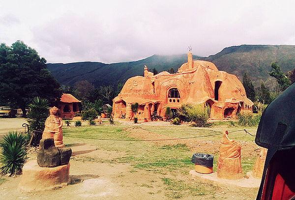 Villa de leyva, Cuatrimoto + Rapel + Caminata + Semirapel