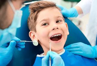 Odontopediatría: Profiláxis + 2 Sellantes + Obsequio