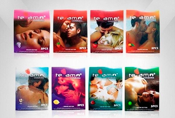Caja de 72 Condones o Caja de 142 Condones