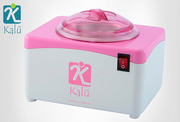 Kit: Calentador Plástico + Cera + Liencillo
