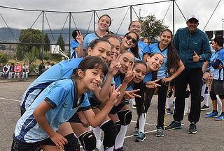 3 Semanas de Curso Vacacional de Voleibol