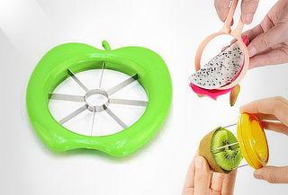 Set Cortadores de Fruta
