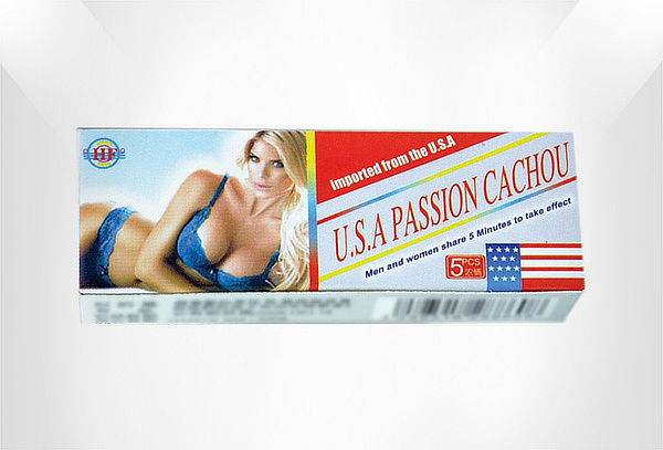 Chicles Excitantes Usa Pasión.