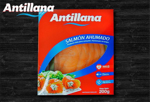 200 Gr Salmón Ahumado + Domicilio