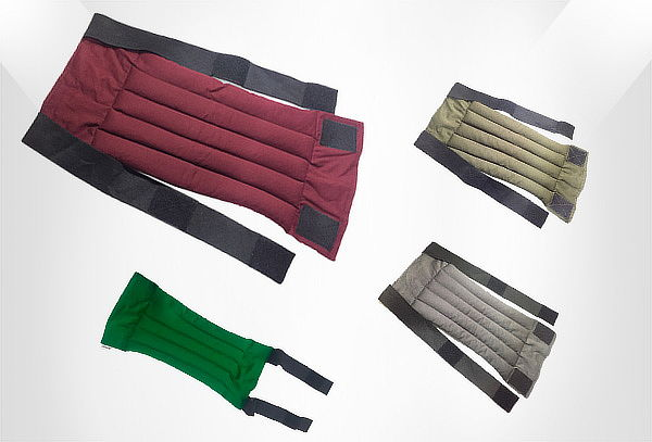 Compresa Térmica - Cinturon Herbal  Marca Arome