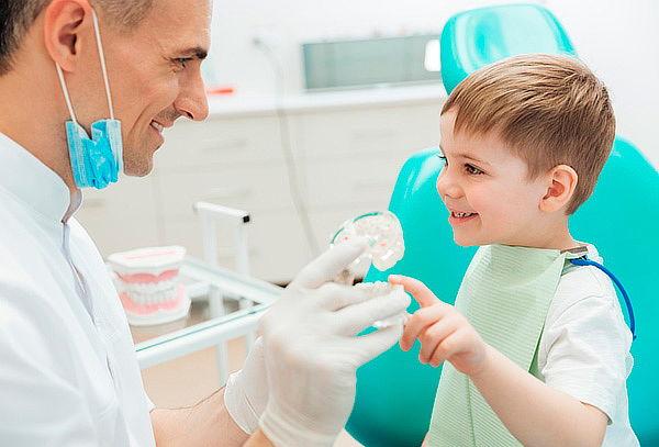 Sellante Dental para Niños + Limpieza + Revisión