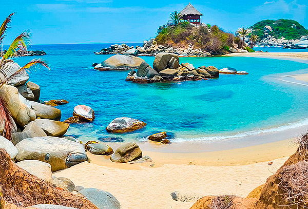 Santa Marta, Tiquetes, Alojamiento, Comida, Tours y Más