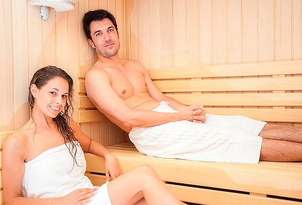 Spa en Pareja Relajación Ideal con Sauna en Galerías