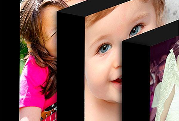 5 Foto Retablos de 15 X 20 en Fotoformas