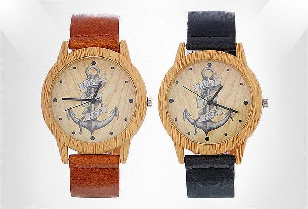 Reloj Ancla Elegante