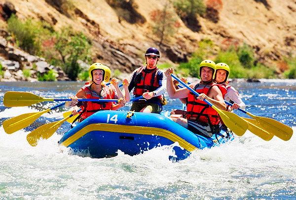 Plan Extremo + Rafting + Tarde de Piscina en Útica