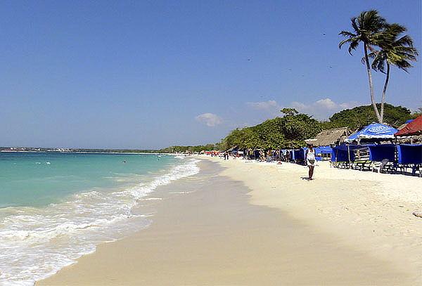 Tour Barú, Playa Blanca + Islas del Rosario en Lancha Rápida