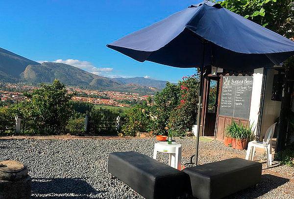 Villa de Leyva, Zona de Camping My Buddha Hostel and Camping