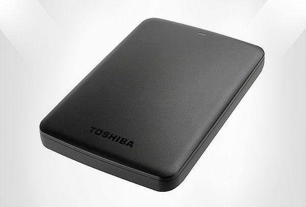 Disco Duro Externo Thoshiba 1 TB 3.0