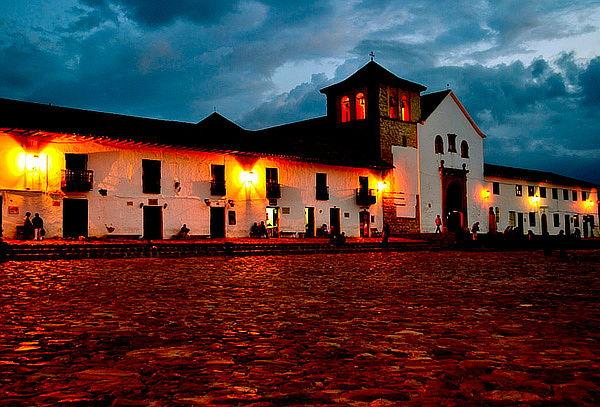 Festival Luces y Faroles Villa de Leyva 7 y 8 de Diciembre