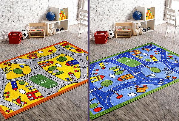 Tapete Infantil Child 100x140 Cm