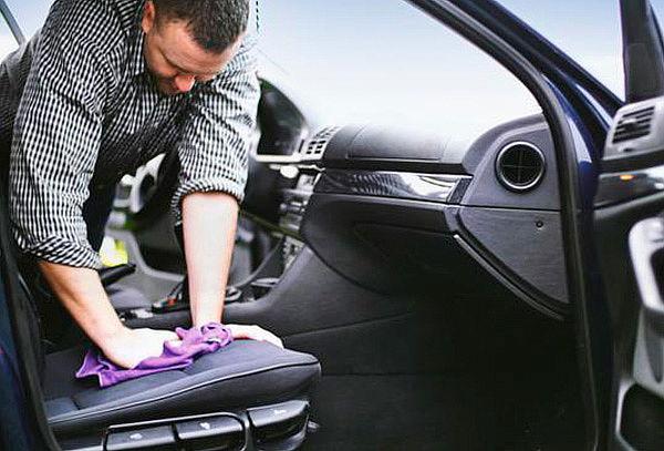 Limpieza de Cojinería a Vapor para Autos