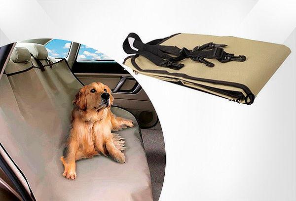 Funda de Asiento para Mascotas PetZoom.