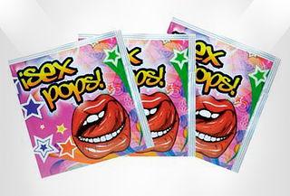 Dulce para Sexo Oral Sex Pops X3.