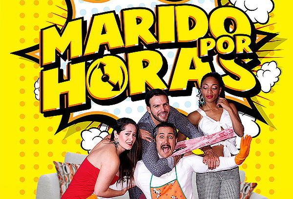 """Entrada a la Obra de Teatro """"Marido Por Horas"""""""