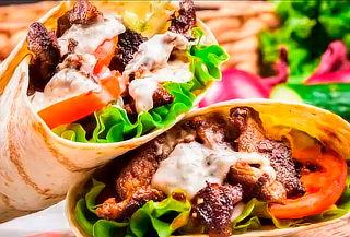 2x1 Disfruta del Mejor Plato de Shawarma en Bogotá