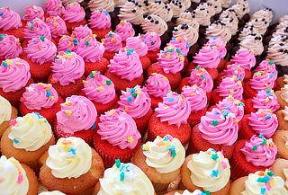 Paga 30 y Lleva 60 Mini Cupcakes