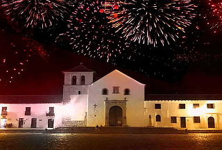 Pre-Venta Festival Luces en Villa de Leyva Salidas 7 o 8 Dic