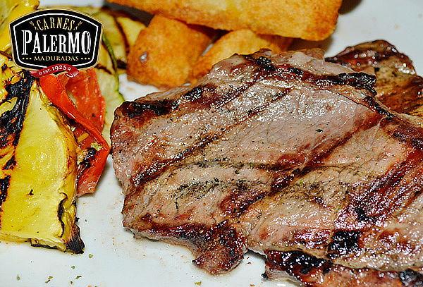 2 Platos de Carne a la Parrilla en Mercado del Río o La Mota