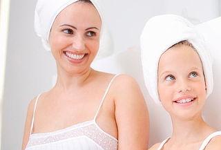 Spa Frutal Mamá e Hija con Cocoterapia Niza