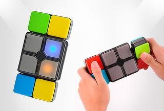Rubick Electrónico Game World: Juego Mental y de Destreza
