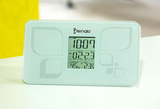 Balanza Multifuncional (Pesa + Reloj + Alarma + Calendario)