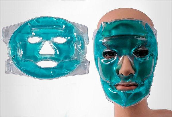 Mascara Facial en Gel Frío Multifuncional