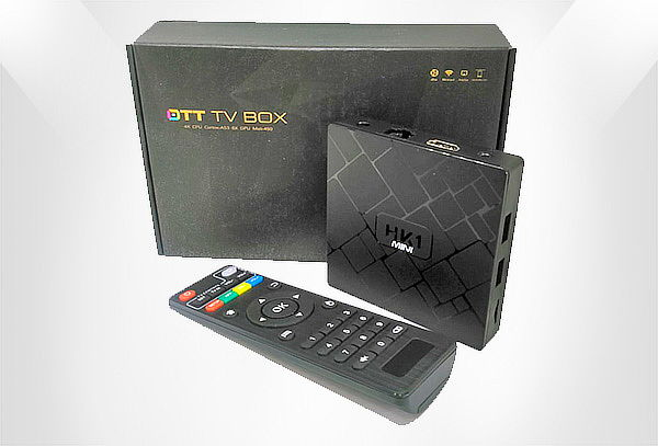 TBOX Convertidor a Smart Tv 4K