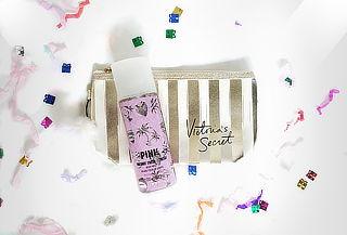 Kit Victoria's Secret con Splash + Cosmetiquera