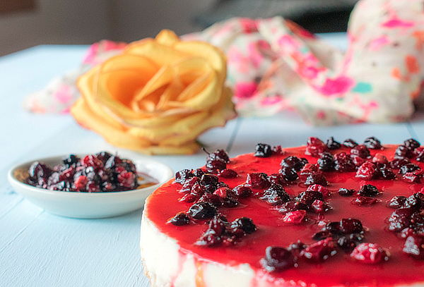2x1 Cheesecake de 12 Porciones Agraz o Milo + Domicilio