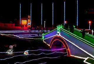 Disfruta de las Luces de Boyacá 8, 15 o 22 de Diciembre