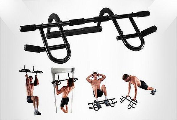 Barra Multifuncional CMK Iron Gym extreme