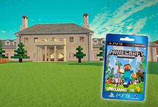 Minecraft Ps3 Completo Original