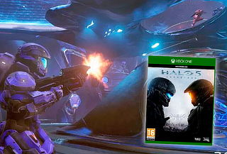 Halo 5 Xbox One Codigo Global