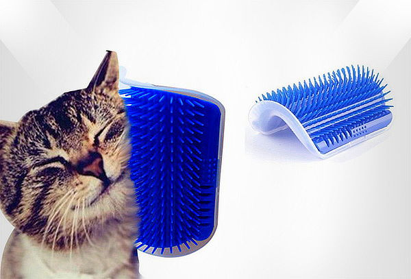 Cepillo Masajeador Cat it Esquinero para Gato
