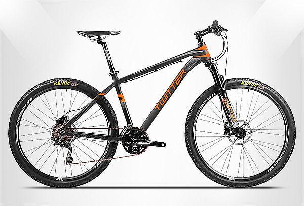 Bicicleta MTB en Aluminio 30 Vel. DEORE