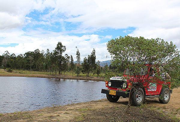 Villa de leyva, Recorrido Turístico en Jeep tipo Safari