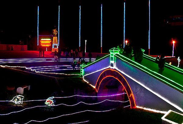 Noche de Luces por Boyaca