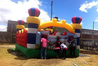 Fiesta de 35 Niños + Chiquiteca con Opción a Inflable