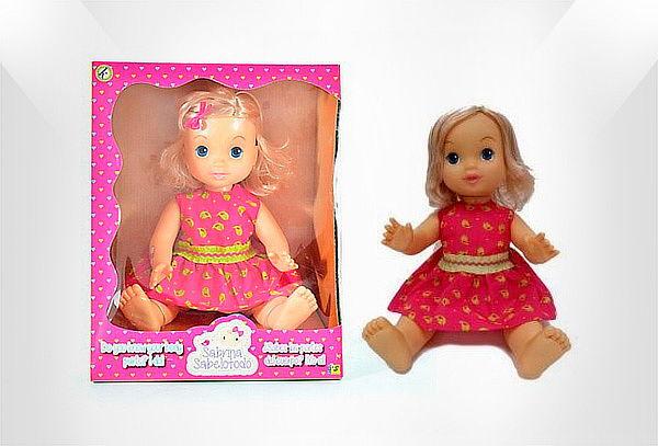 Muñeca Sabrina Sabelotodo de Kreisel