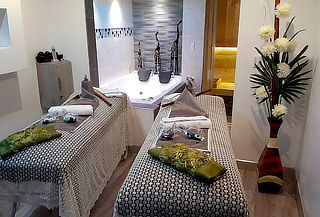 Spa con Jacuzzi y Chocolaterapia para pareja en Mandalay